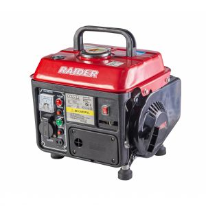 Generator pe benzina 0.9CP, 4L, Raider, RD-GG08