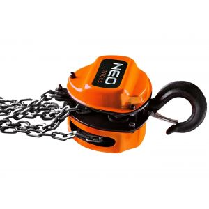 Palan mecanic cu lant 1 T, Neo Tools., 11-760TOP