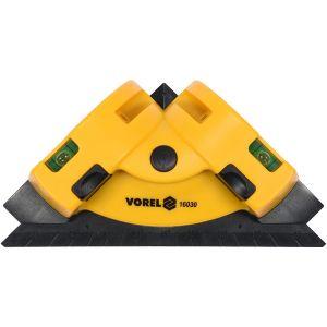 Nivela laser pentru colt, 10 m, Vorel, 16030