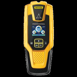 Detector digital metal, lemn + nivela, Topmaster, 261401
