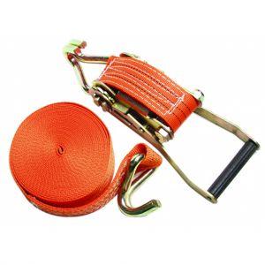 Chinga ancorare cu clichet si carlig 25MMX4.5M, 100 KG, Gadget, 300501
