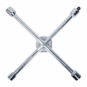 Cheie petru roti cruce 17X19X21X22MM, CR-V, Topmaster, 330319