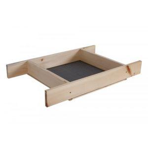 Sita pentru cernut nisip si materiale constructii 500X500MM, 2MM, Festa, 37216