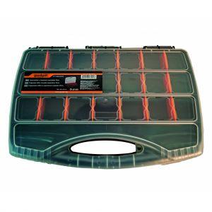 Organizator suruburi ABS cu separatoare reglabile 380X300X60MM, Gadget, 461202