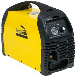 Aparat taiere cu plasma cu compresor incorporat 20-40 A, 10 mm, CUT 45 Intensiv - 53033