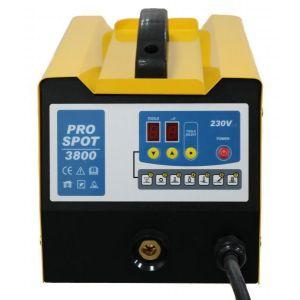 Aparat pentru tinichigerie auto 3800 A, 380 V, PRO SPOT 3800 Intensiv - 53048