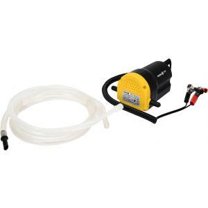 Pompa electrica de scos ulei, 80W, 3l/min, Vorel, 78007