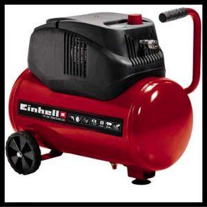 Compresor aer 1 piston, 1200W, 24 L, 8 bar, Einhell TC-AC 200/24/8 OF