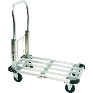 Carucior platforma din aluminiu, pliabil, Vorel, 81905