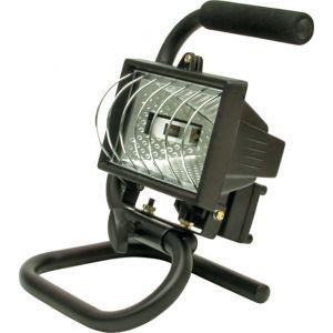Lampa halogen 150W, portabila, Vorel, 82788