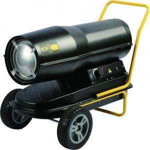 Aeroterma tun de caldura pe motorina cu ardere directa 30 kW, 19 L, Intensiv - 53108
