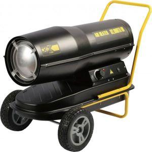 Aeroterma tun de caldura pe motorina cu ardere directa 50 kW, 38 L,  Intensiv - 53080