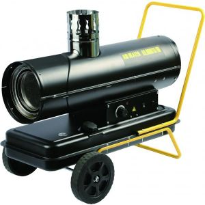 Aeroterma tun de caldura pe motorina cu ardere indirecta 20 kW, 24 L, Intensiv - 53088