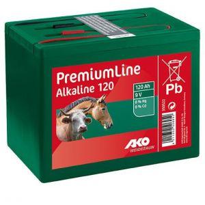 Baterie uscata alcalina 9V 120Ah AKO - 44228