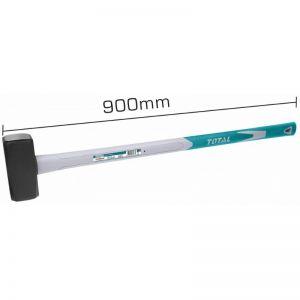 Ciocan baros 5.5 kg, 900 mm, Total, THT750516