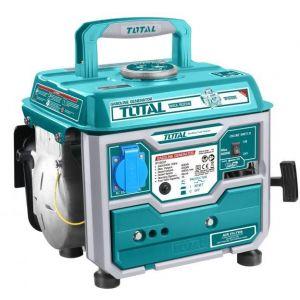Generator curent electric pe benzina, 800W, 2 timpi, Total, TP18001
