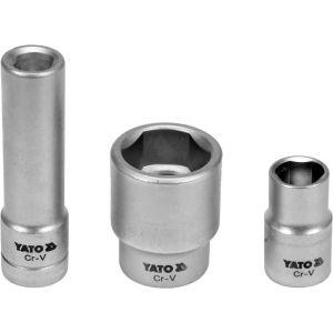 Set chei tubulare pentru pompa de injectie, 3 buc, YATO YT-17525