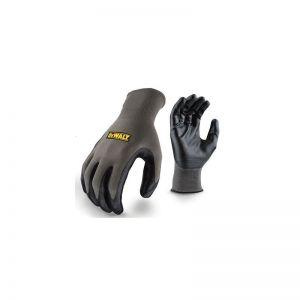 Manusi de protectie marime L, Ultradex Smooth Nitrile Grip DeWalt, DPG66-10