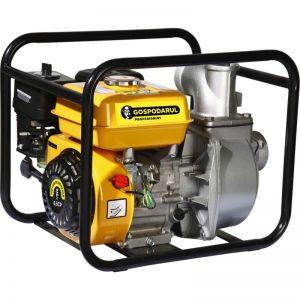 "Motopompa pe benzina 4 timpi, 2"", 6.5 CP, 30000 L/h, Gospodarul Profesionist, PMP0033"