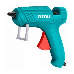 Pistol de lipit cu silicon, 100W, Total, TT101116