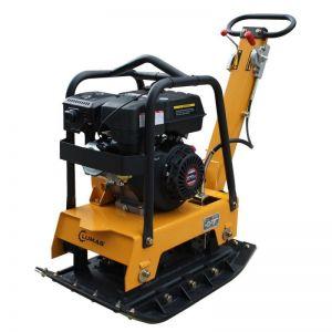 Placa compactoare reversibila 160 kg, 8 CP, benzina, 700x360 mm, Lumag RP160HPC