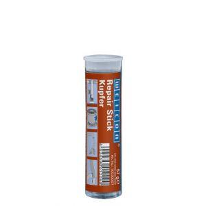 Plastilina adeziva reparatii tevi, conducte, fitinguri cupru Repair Stick Cupru Weicon
