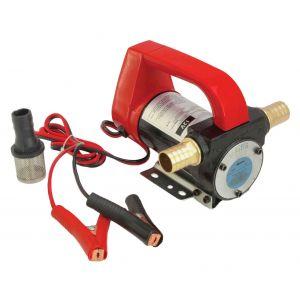 Pompa transfer ulei si motorina 12v 155w 40L/min Satra EBNS12FTP