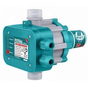 Presostat electronic pentru pompele de apa 1100W, 10 bar, Total, TWPS101