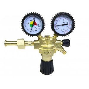 Reductor presiune Argon/CO2 cu doua manometre Intensiv - 54052