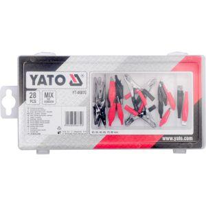 Set cleme pentru electricieni, Yato, 28 buc, YT-06870
