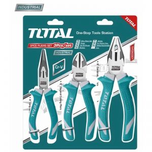 Set clesti combinati, 3 bucati, Total Industrial THT2K0301S
