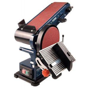 Slefuitor combinat cu banda 915x100mm si disc 150mm, 350W, Ferm BGM1022