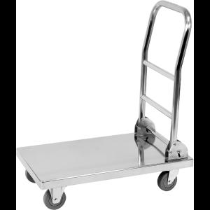 Carucior transport cu patforma, 720x450 cm, 150 kg, otel, Yato, YG-09080