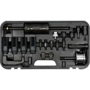 Set extractoare pentru injectoare diesel, 22 piese, Yato, YT-06175
