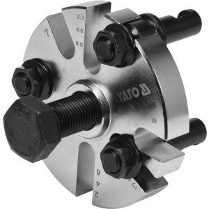 Extractor roata distributie, 60 - 90 mm, Yato, YT-06340