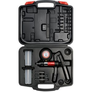 Pompa tester vacuum presiune cu accesorii, 22 piese, 1/3 bar, Yato, YT-0674