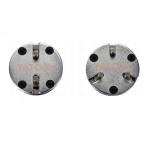 Set adaptoare universale pentru pistoane frana, Yato, YT-06809