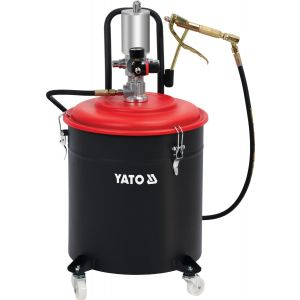 Pompa pneumatica gresat, 30 L, 4 m, Yato, YT-07068