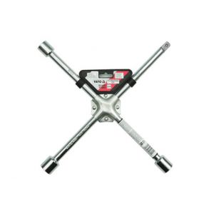 Cheie pentru roti tip cruce, 17x19x21 mm, Yato, YT-0801