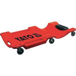 Pat tip targa pentru service auto din plastic, 1000 mm, Yato, YT-0880