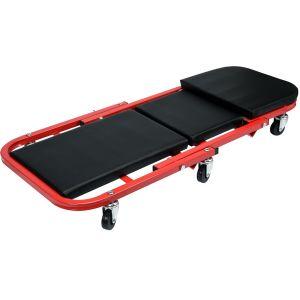 Targa tip pat pentru service auto 2 in 1, 91 cm, 150 kg, Yato, YT-08802