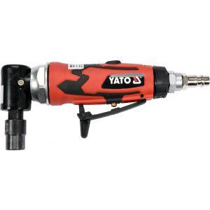 Polizor unghiular biax pneumatic 20.000 rpm, 6 mm, Yato, YT-09676