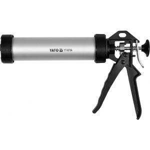 Pistol pentru silicon 225MM, 315ML, Yato, YT-6754