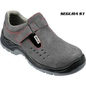Sandale de lucru din piele YATO