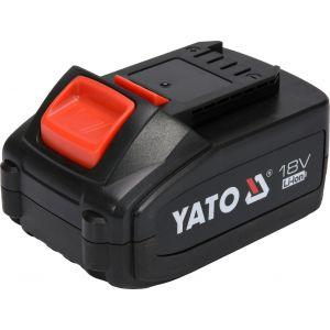 Acumulator Li-Ion 3 Ah, 18V, Yato, YT-82843