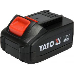 Acumulator Li-Ion 4 Ah, 18 V, Yato, YT-82844