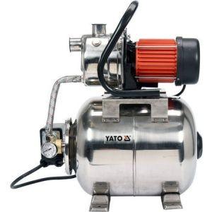 Hidrofor otel inoxidabil, 1200W, 66l/min, Yato, YT-85370