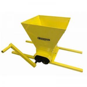 Zdrobitor de struguri manual 20 L, 350-500 kg/h, Gospodarul Profesionist, PMP0044.3